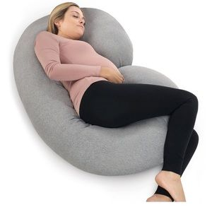 PharMeDoc Pregnancy C Shaped Body Pillow